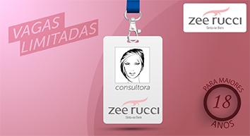 Como ser um(a) Consultor(a) ZeeRucci?