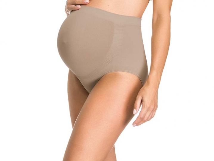Calcinha Tanga Maternity Sem Costura - ZEE RUCCI