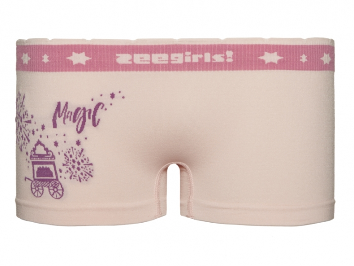 Calcinha Boxer Infantil Magic Sem Costura - ZEE RUCCI