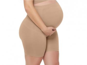 ZEE RUCCI - Bermuda Maternity Sem Costura