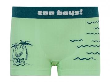 ZEE RUCCI - Cueca Boxer Infantil Miami Beach