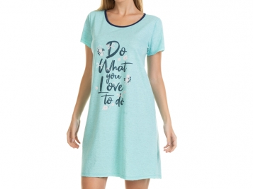 Camisetão Do What you Love to do