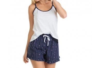 ZEE RUCCI - Pijama Blusa Alça e Short
