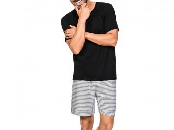 Pijama Black Stripes