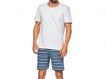 ZEE RUCCI - Pijama Melange And Stripes