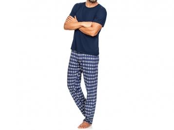 ZEE RUCCI - Pijama Blue Checked